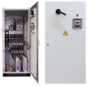 Автоматическая конденсаторная установка АКУ 0 4 до 3000 кВАр и более infrus.ru